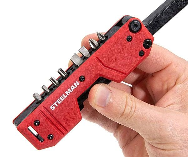 Steelman 10-in-1 Pocket Screwdriver