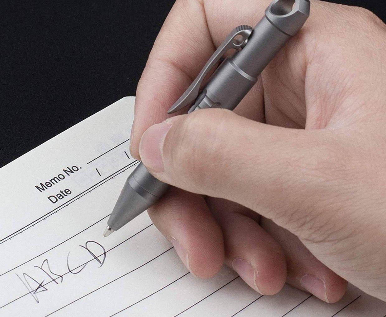 TACRAY Tiny Titanium Pen