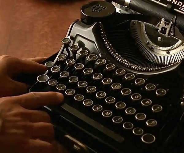The Typewriter: A Supercut