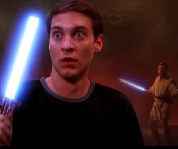 Tobey Maguire vs Obi-Wan Kenobi