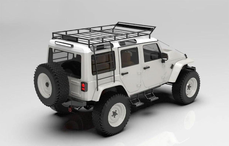 True North Jeep Wrangler
