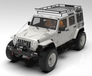 True North Jeep Wrangler