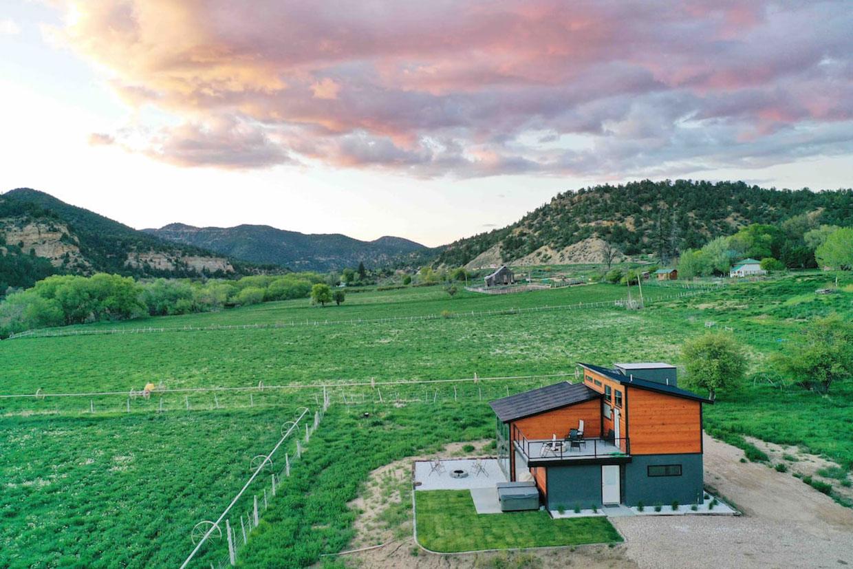 Apple Hollow Utah Mountain House