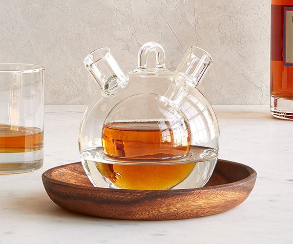 Whiskey + Water Decanter