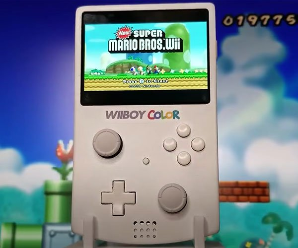 Wiiboy Color Handheld