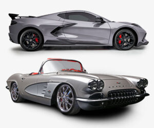 Win a 2021 Chevy Corvette C8 + 1961 Corvette Roadster
