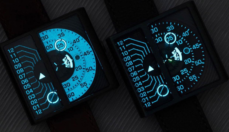 Xeric Soloscope II Watch