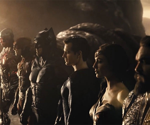 Zack Snyder's Justice League (Trailer 2)