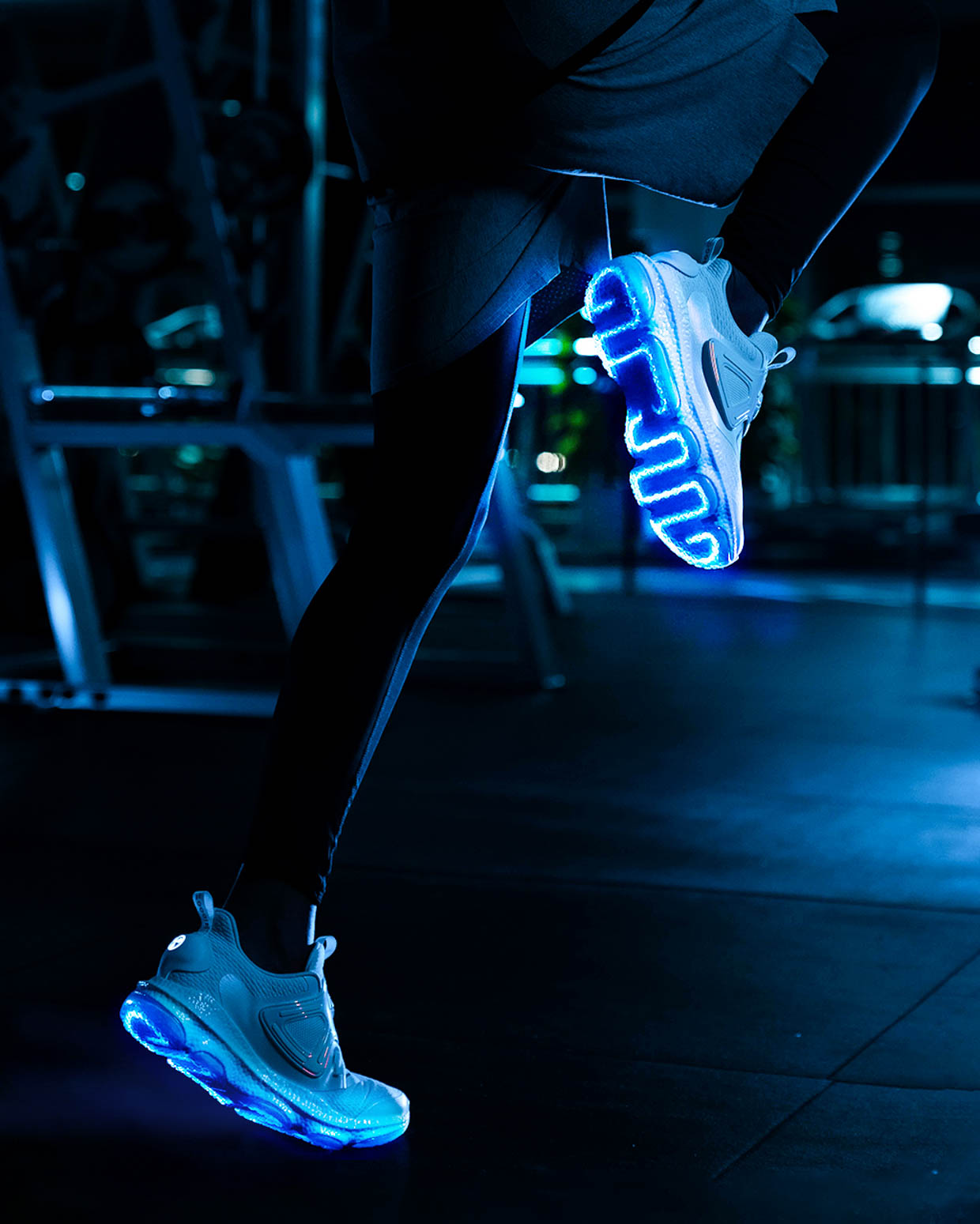 ZOOOII Light-up Sneakers
