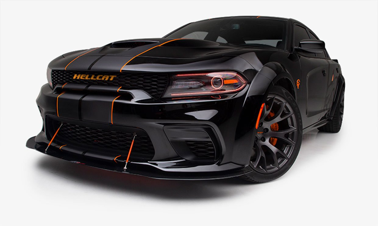 Win a 1000HP Dodge Charger SRT Hellcat Widebody