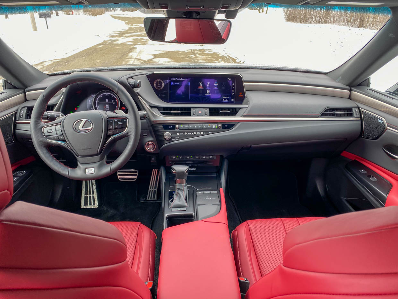 Driven: 2021 Lexus ES 250 AWD F Sport
