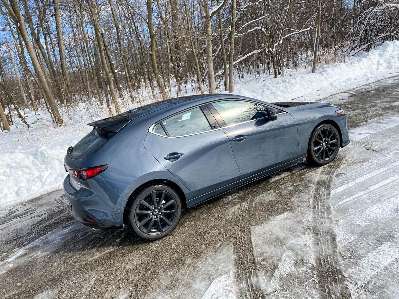Driven: 2021 Mazda3 Turbo 2.5 Hatchback
