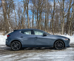 Driven: 2021 Mazda3 Turbo 2.5 Hatchback