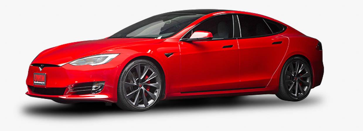 Win a Loaded 2021 Tesla Model S Performance