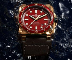Bell & Ross BR 03-92 Diver Red Bronze Watch