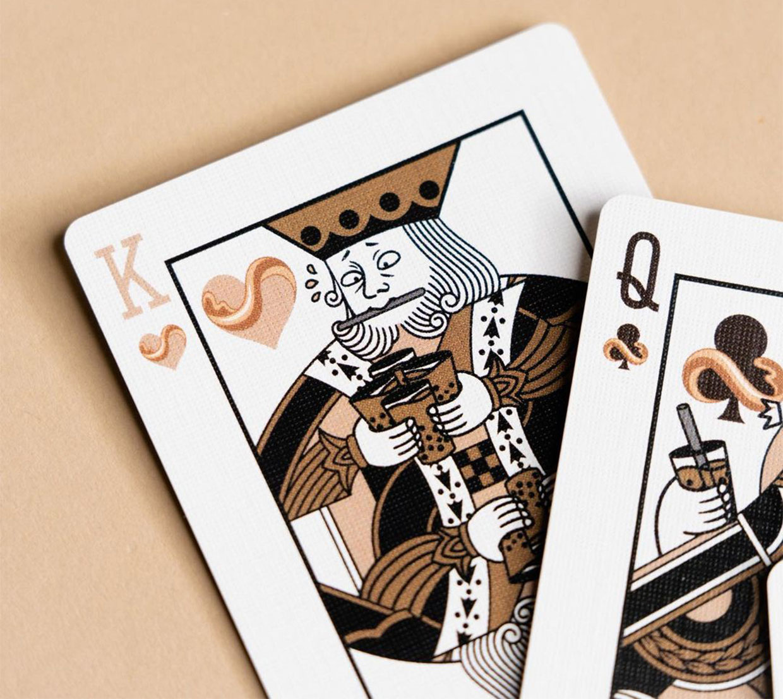 Boba Playing Cards