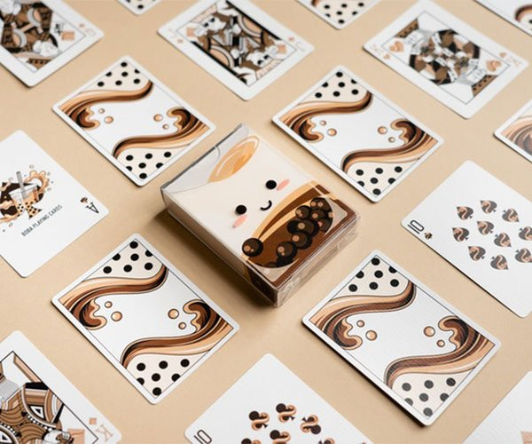 Boba Playing Cards