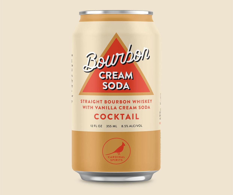 Bourbon Cream Soda