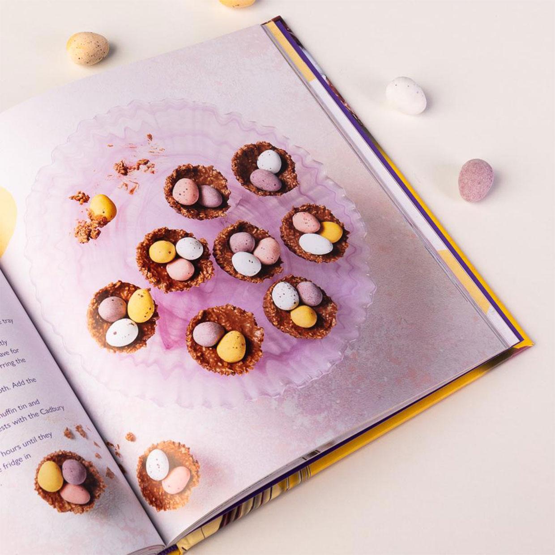 Cadbury Mini Egg Cookbook