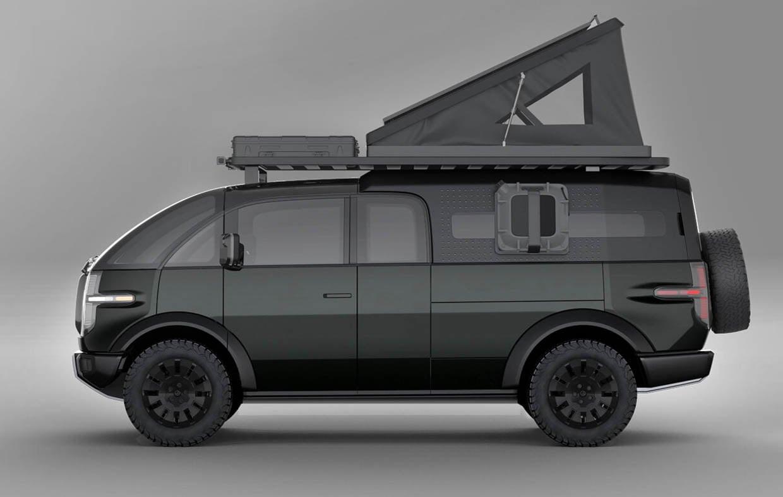 2023 Canoo Pickup