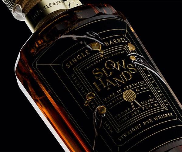 Slow Hands Single Barrel Rye Whiskey