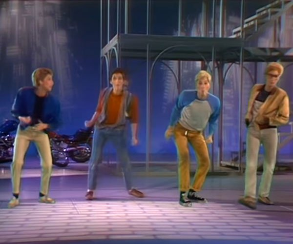 Cher's West Side Story