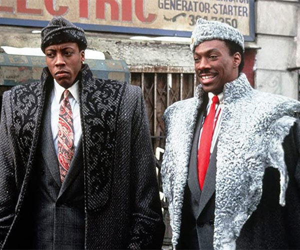 Honest Coming to America Trailer