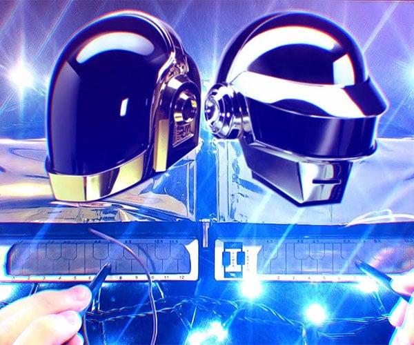 Daft Punk Stylophone Tribute