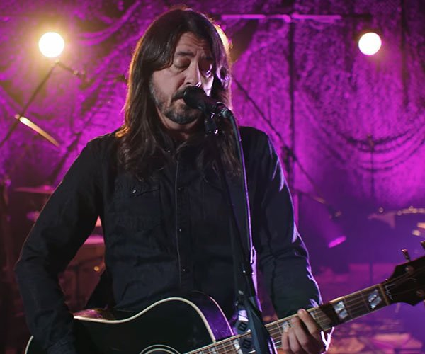 Dave Grohl Explains Everlong