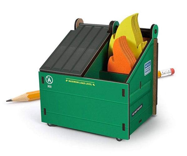 Desk Dumpster