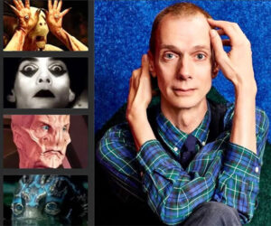 Doug Jones: The Man Behind the Masks