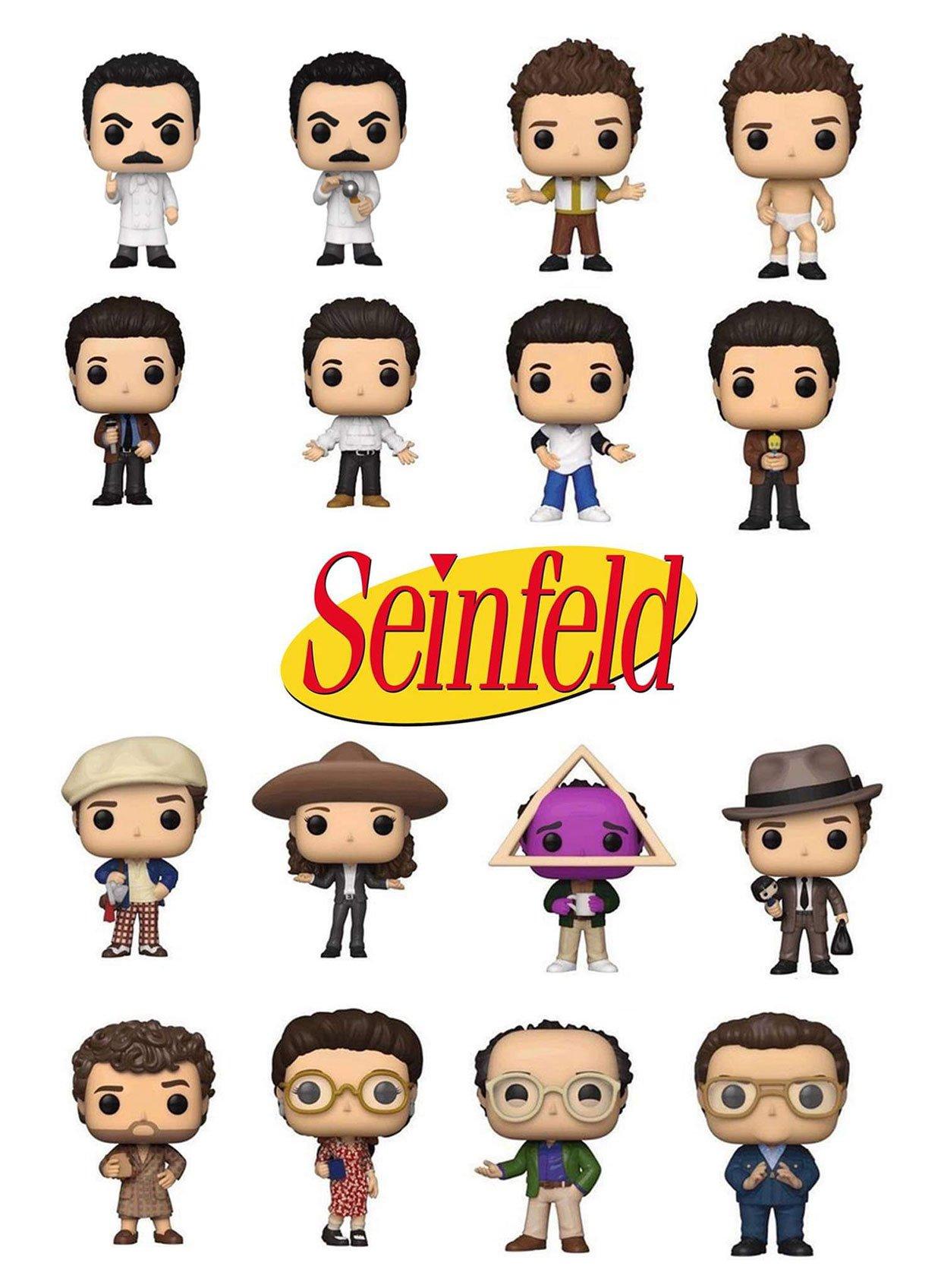 Funko POP! x Seinfeld