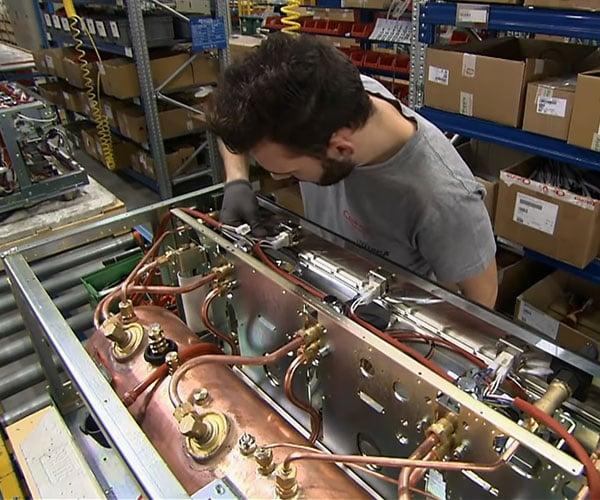 How Espresso Machines Are Made