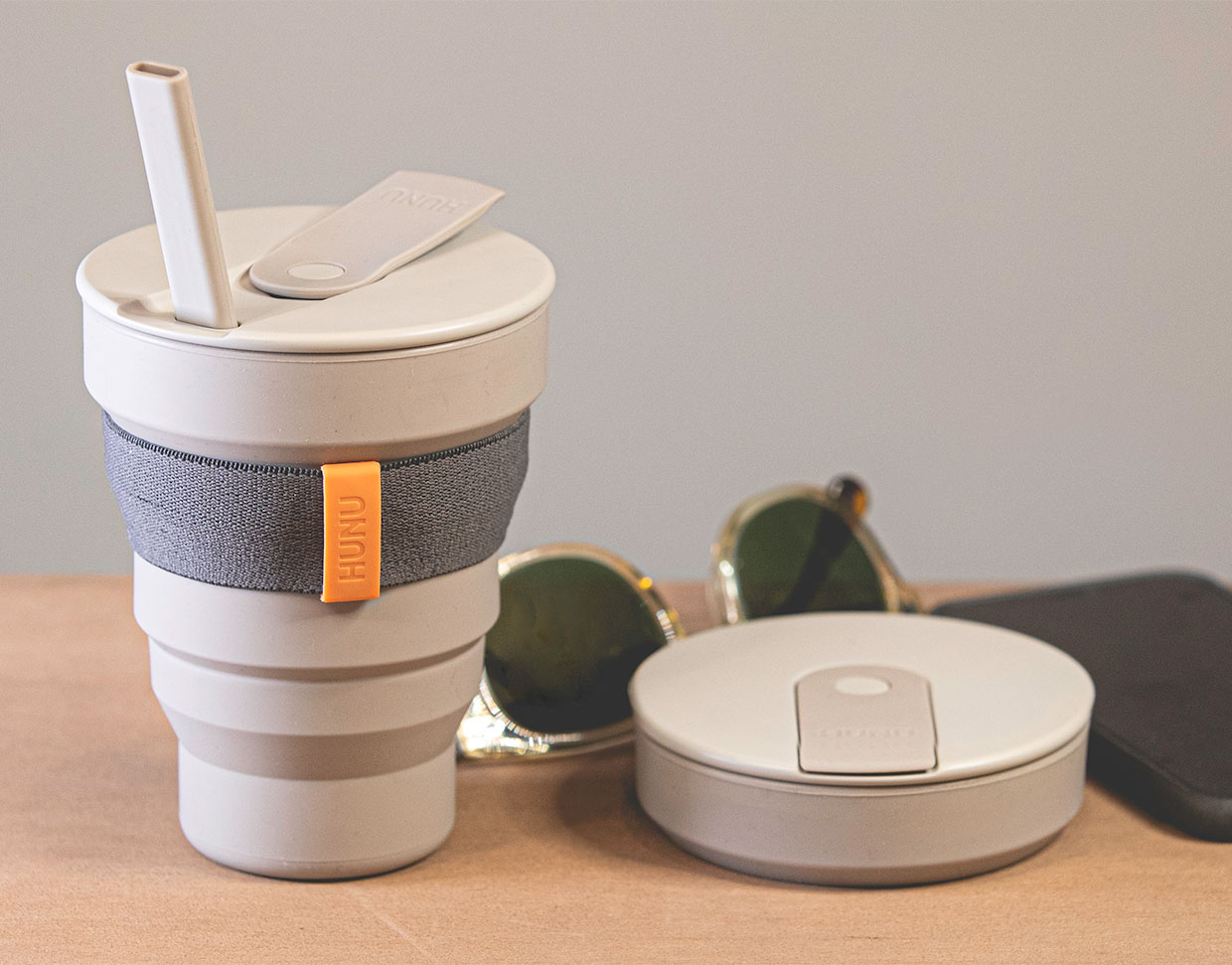 HUNU+ Collapsible Cups
