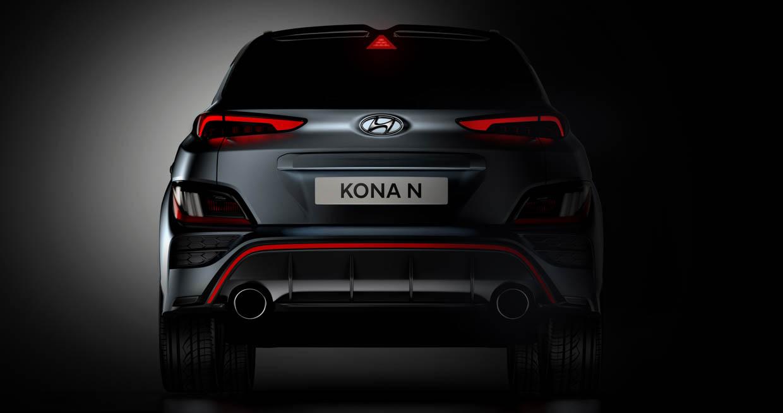 2022 Hyundai Kona N Teased