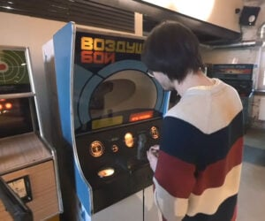 Inside the Museum of Soviet Arcade Machines
