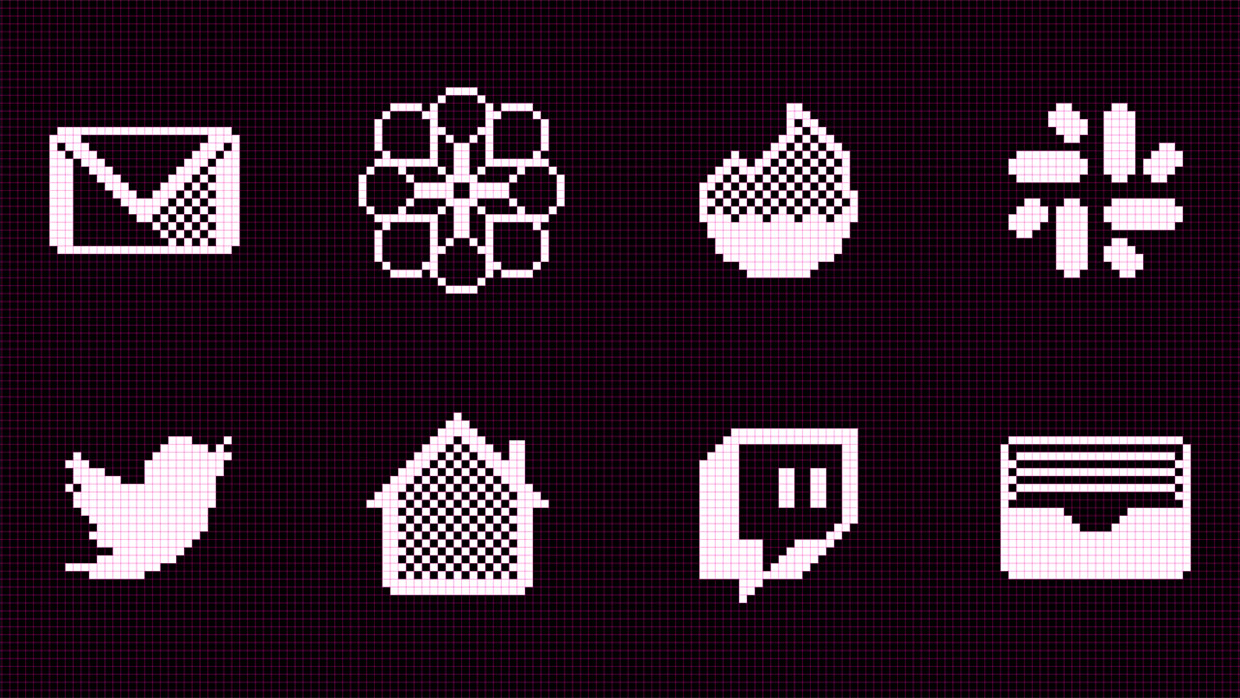 iOS Old School Icons