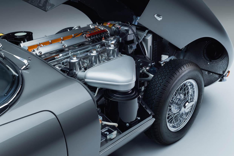 Jaguar Classic E-Type 60 Collection