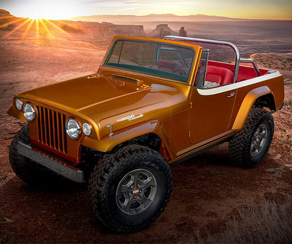 Jeepster Beach Concept