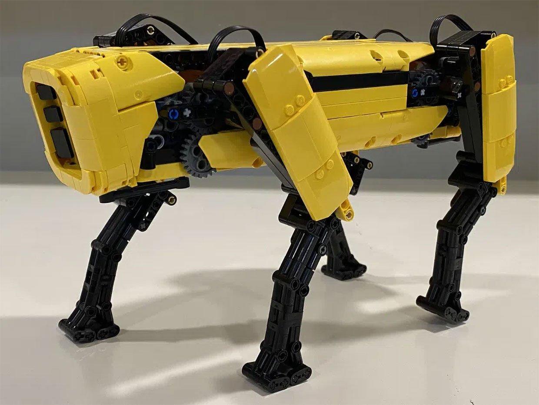 LEGO Ideas Boston Dynamics Spot Robot