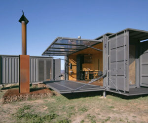 Shipping Container Tiny Home Airbnb
