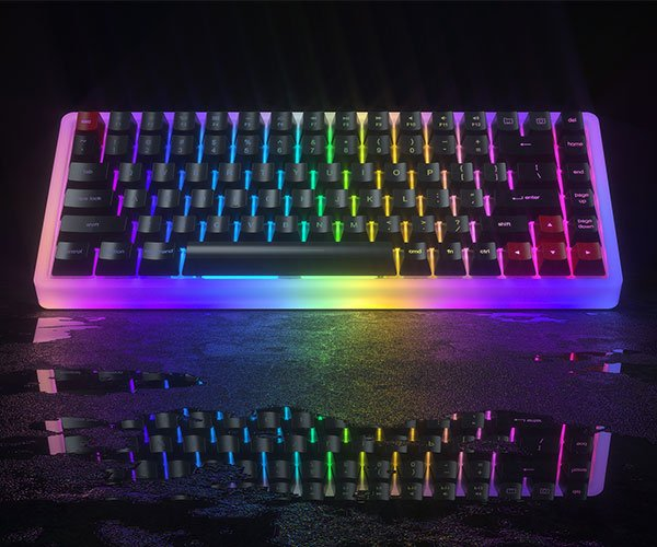 Marsback RGB 75% Keyboard