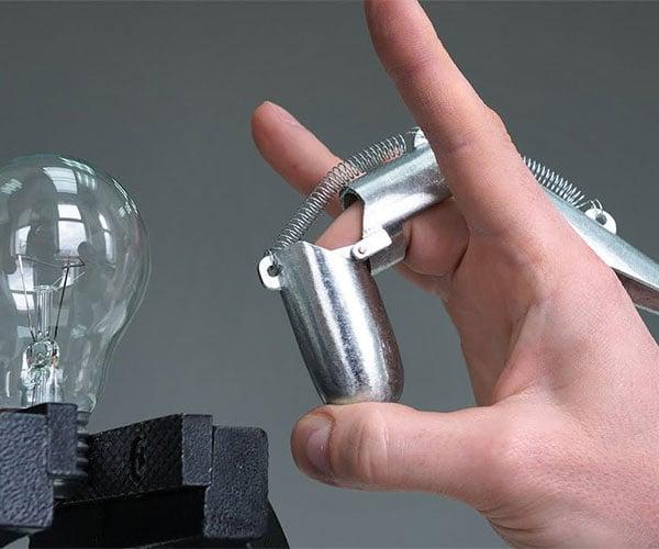 Finger Flick Machine
