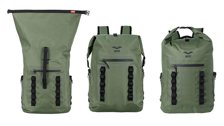 MIER Waterproof Backpack Sack