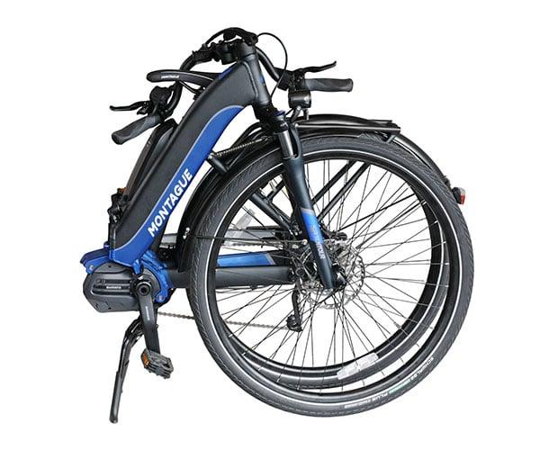 Montague M-E1 Folding E-Bike