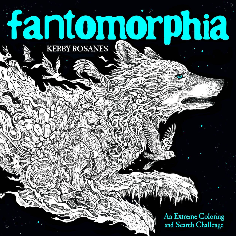 Morphia Coloring Books