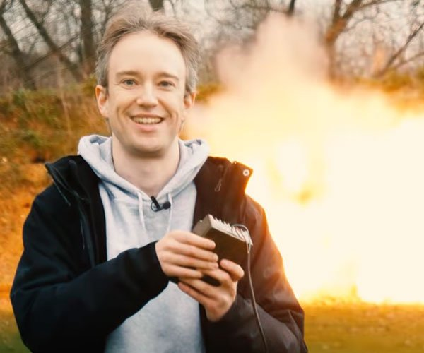 Movie Explosions vs. Real-world Explosions