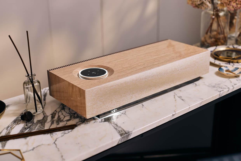 Naim Mu-so Wood Edition Speaker System