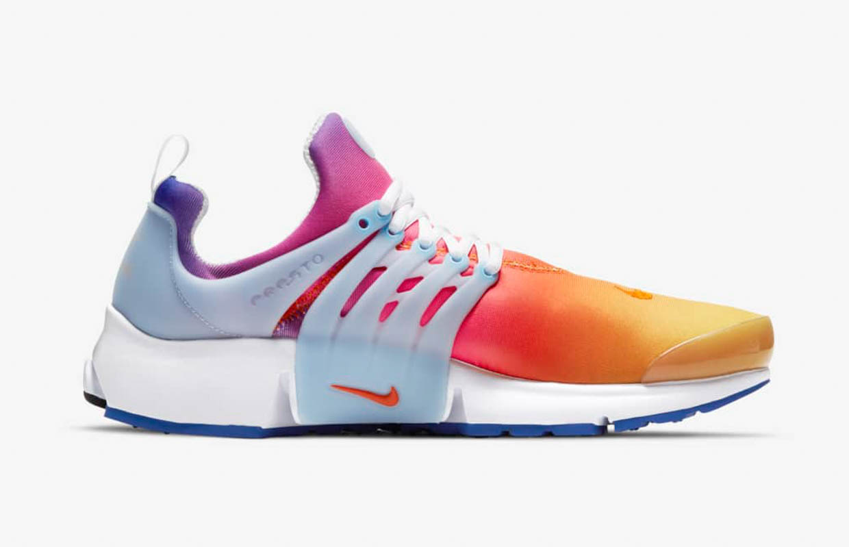 Nike Air Presto Crimson Siren Red