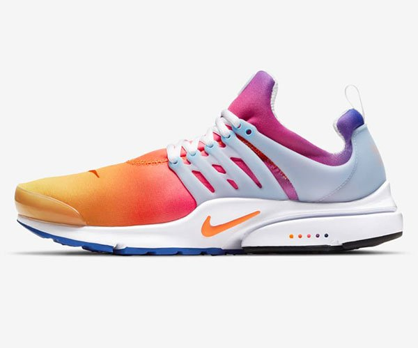 Nike Air Presto Crimson Siren Red